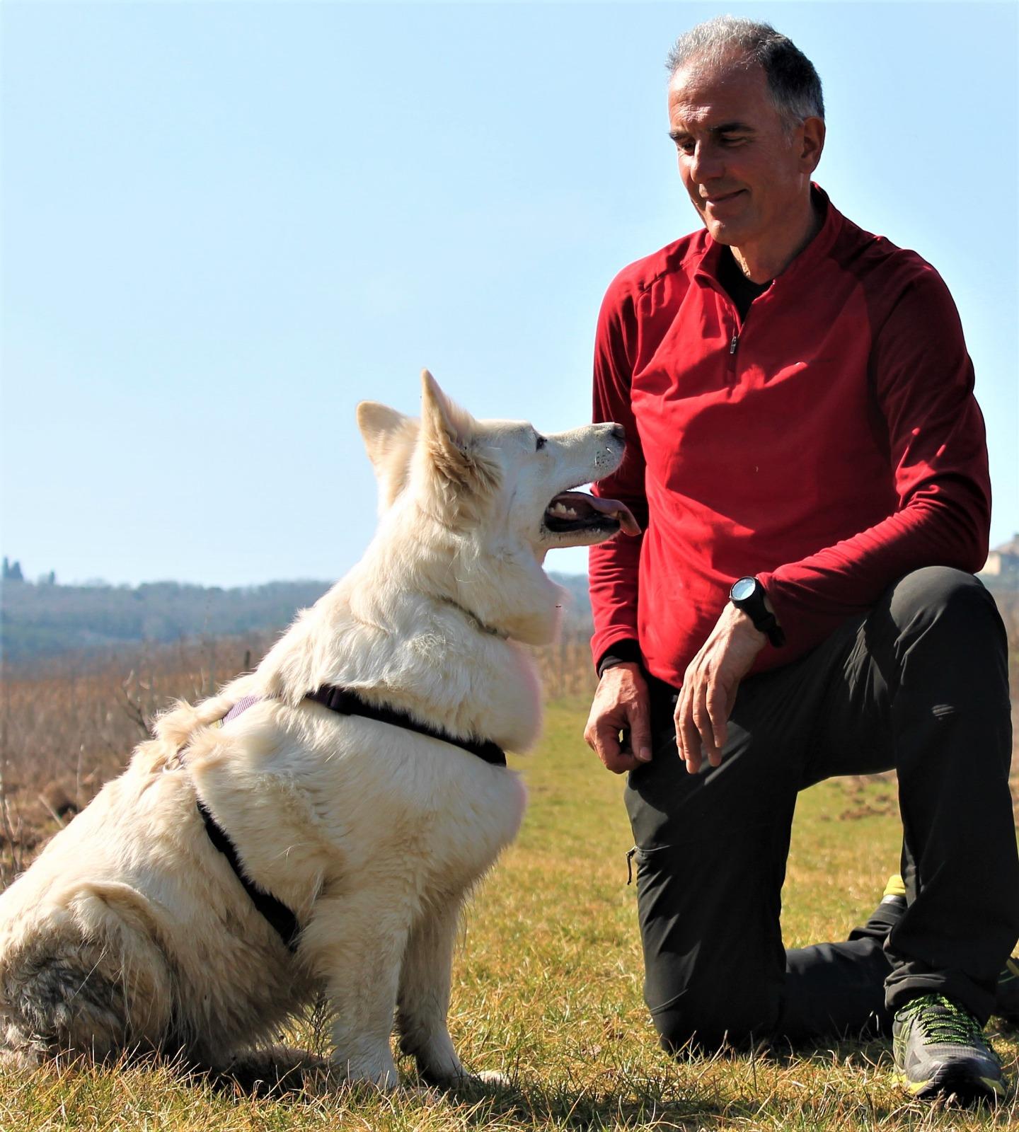 Il potere di capire il cane- stefano Pesci Istruttore Cinofilo Comportamentale