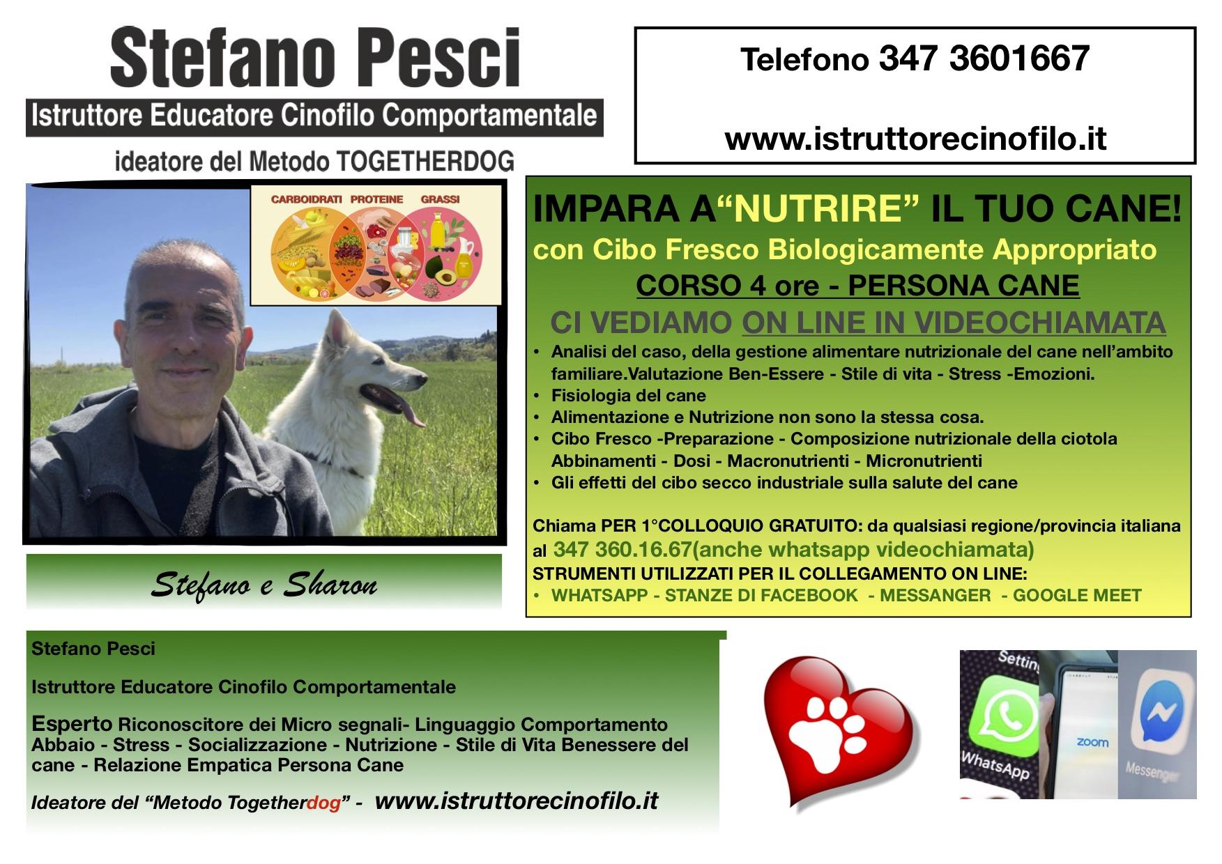 Impara a Nutrire il Cane - Stefano Pesci